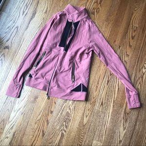 Zyia Active Jackets & Coats - Zyia Active Pink Awareness All Around Jacket